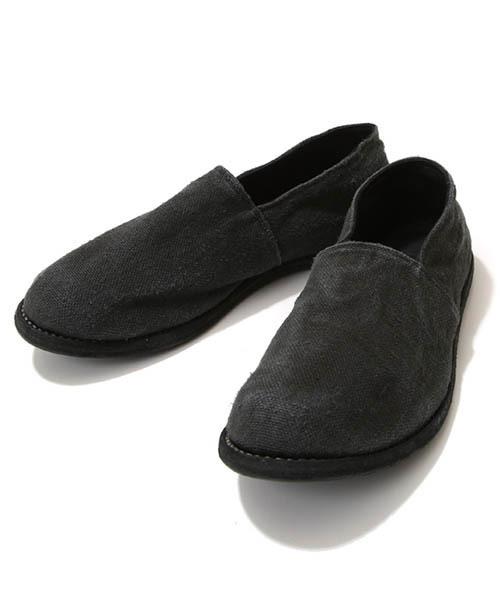 トミカチョウ GUIDI/ SOLE グイディ:SLIP OTHER ON ON SOLE LEATHER:27E-LINEN[RIP](ブーツ)|GUIDI(グイディ)のファッション通販, アミマチ:4e521175 --- genealogie-pflueger.de