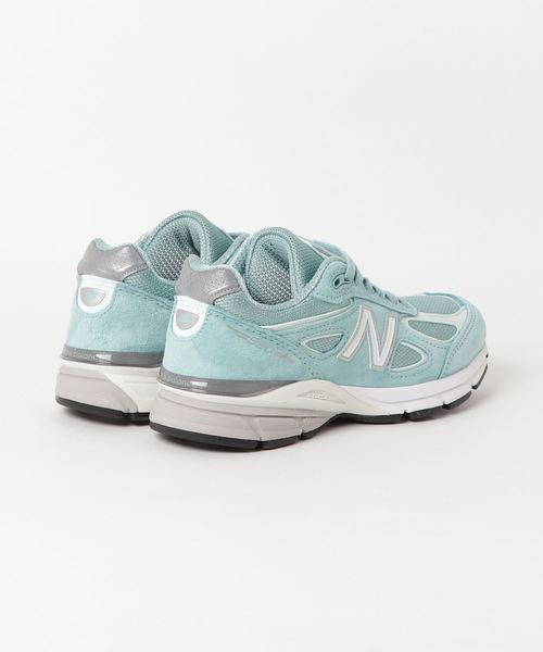 New Balance W990MS4 (LIGHT BLUE)