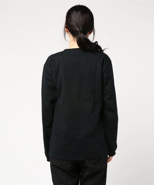 【SRES×KANGOL/カンゴール】プリント長袖Tシャツ