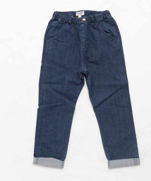 【Wrangler】ボーイフレンドデニム/BL(130~160cm)