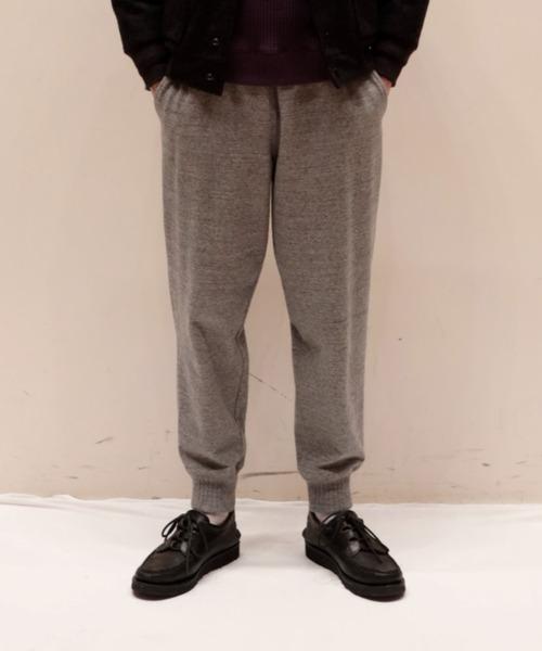 Jackman(ジャックマン)の「Dotsume Sweat Pants(その他パンツ)」 チャコールグレー