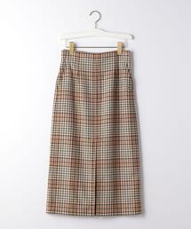 【EMMEL REFINES】EM バリチェック スカート1