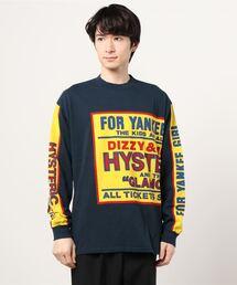 DIZZY&MILKY Tシャツネイビー