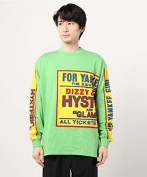 DIZZY&MILKY Tシャツグリーン