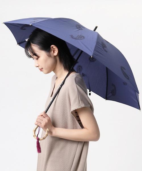 【 Saison Tourne / セゾントルヌ 】 Long umbrella 2 STI  アンブレラ
