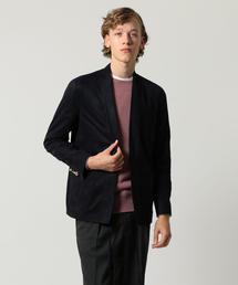 UNITED ARROWS & SONS(ユナイテッドアローズ&サンズ)FAKE SUEDE TOMMY BLAZER
