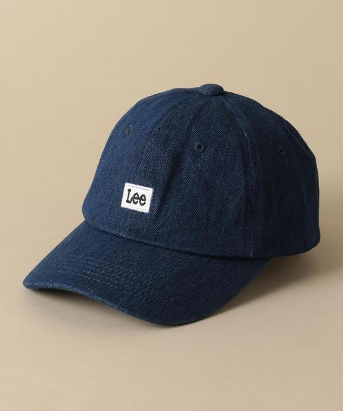 LEE(リー) LOGO CAP DNM