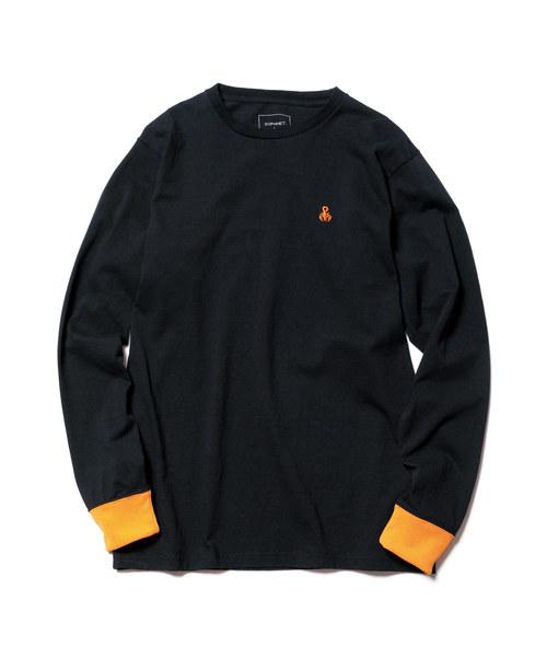 【ふるさと割】 COLOR RIBBED L/S CUTSEWN(Tシャツ L/S/カットソー) SOPHNET.(ソフネット)のファッション通販, 木更津市:21bc9c03 --- wiratourjogja.com