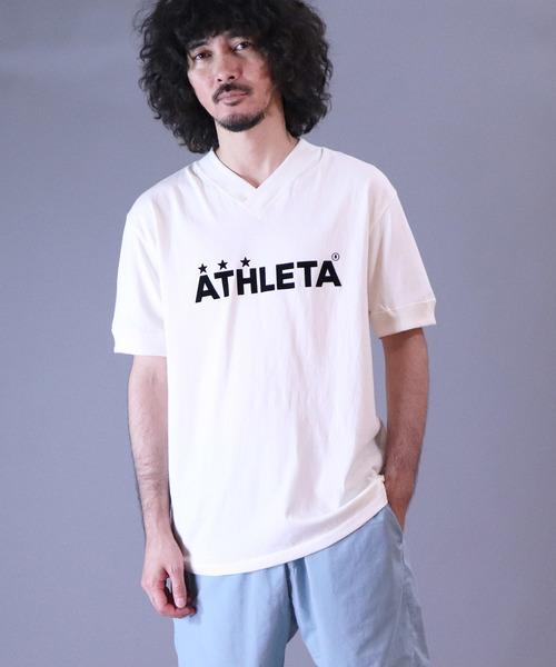 【 ATHLETA / アスレタ 】Classico V Neck T-shirts クラシコTシャツ LTD-007 ASI