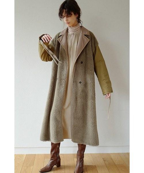 非常に高い品質 REVERSIBLE MILITARY LONG LONG COAT(モッズコート)|CLANE(クラネ)のファッション通販, 木のおもちゃがりとん:e5a6579a --- vinylcowindows.com