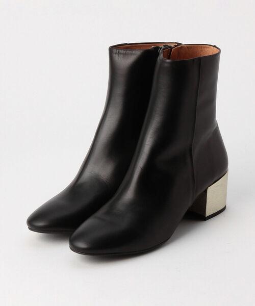 【時間指定不可】 【MARIAN/マリアン】Mプレーンショートブーツ(ブーツ)|NOLLEY