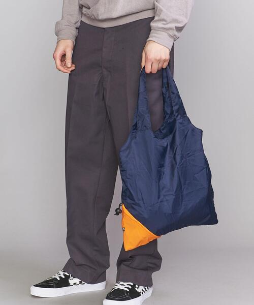 【WEB限定】 <NEWHATTAN> PACKABLE ECOBAG M/エコバッグ