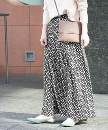 URBAN RESEARCH ROSSO WOMEN(アーバンリサーチ ロッソ)の小花柄ロングスカート(スカート)