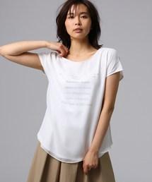 UNTITLED(アンタイトル)の[L]シアーレイヤードカットソー(Tシャツ/カットソー)