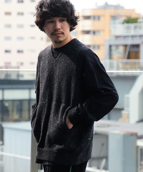 超特価激安 Crepuscule// Knit Knit Vest(ベスト)|BEAMS T(ビームスティー)のファッション通販, ノン フローラル スタジオ:41311597 --- affiliatehacking.eu.org