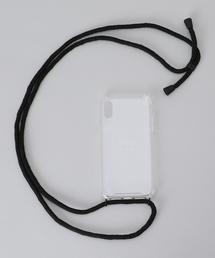 <XOUXOU>iPhone XR BASIC NECKLACE/モバイルアクセサリー