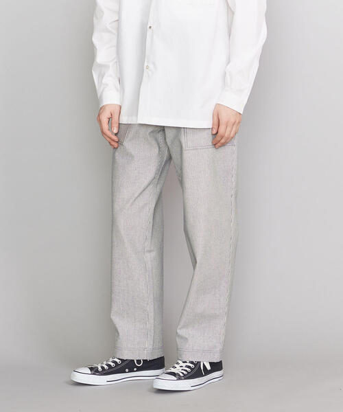 <TUBE> HICKLEY PANTS/パンツ