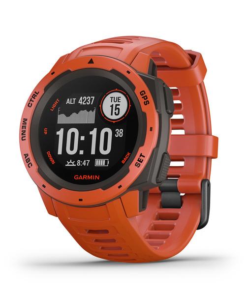 ★日本の職人技★ 【GARMIN】ガーミン Instinct Instinct PLATINUM GPSアウトドアウォッチ(腕時計) プラチナム|GARMIN(ガーミン)のファッション通販, Living days:64e060a1 --- kredo24.ru