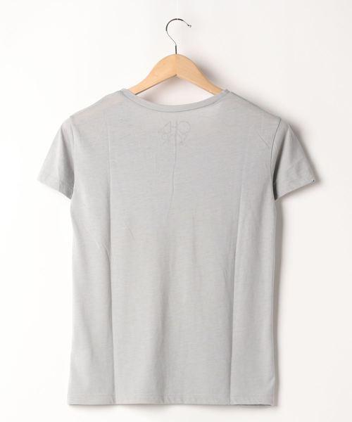 Chaser(チェイサー)の「【CHASER】ロゴプリントTシャツ(Tシャツ/カットソー)」|詳細画像