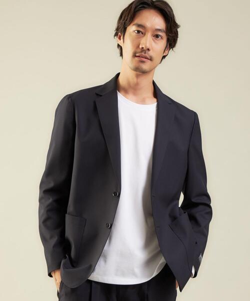 <REDA ACTIVE×green label relaxing>トロ無地 01 ジャケット