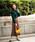 &. NOSTALGIA(アンド ドット ノスタルジア)の「バルーンスリーブシャギーニットプルオーバー(ニット/セーター)」|詳細画像