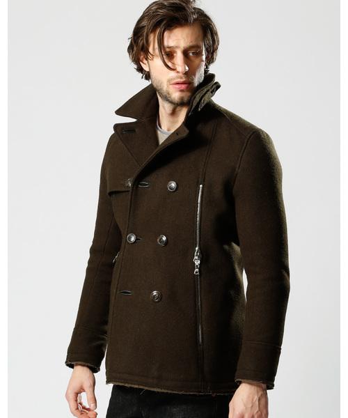【日本限定モデル】 equipment P-coat, ヘアーゴム なかやま 1d8648f1
