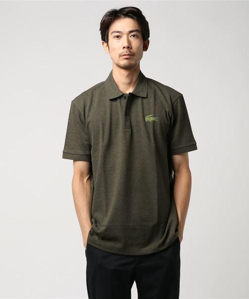 ベロアロゴポロシャツ(半袖)