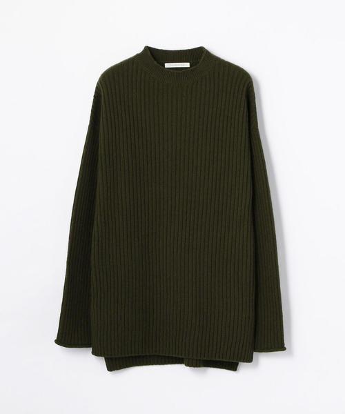 最新デザインの ウールカシミヤリブ クルーネックプルオーバー(ニット/セーター)|GALERIE GALERIE VIE(ギャルリー ヴィー)のファッション通販, アークランド楽天市場ショップ:a551024b --- hausundgartentipps.de