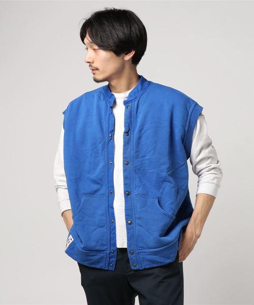 CHUMS(チャムス)の「☆【CHUMS ORIGINALS】チャムス Hurricane Vest Original(ベスト)」|ブルー