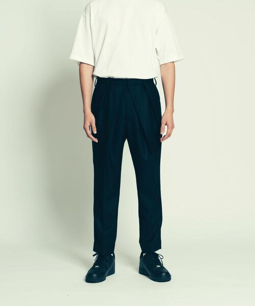 UNITED ARROWS & SONS(ユナイテッドアローズ&サンズ)MONICA HAKAMA TROUSERS