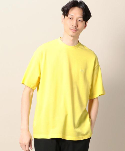 【別注】 <LACOSTE (ラコステ)> BIG TEE/Tシャツ ◆