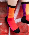 FUN | FUN×CASPER JOHN AIVER MULTI SOCKS made in JAPAN(ソックス/靴下)