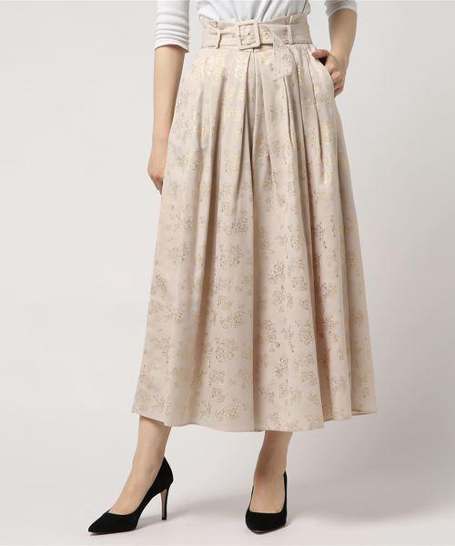 割引発見 【セール】箔プリントワイドパンツ(パンツ) sophila(ソフィラ)のファッション通販, AQUA-F:2e78b33d --- hundeteamschule-shop.de