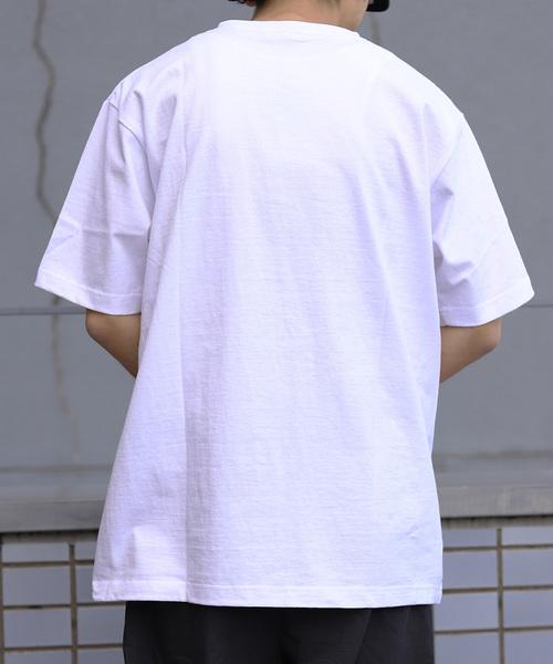 WEB限定 BEN DAVIS/ベンデイビス ヘンリーネック 半袖Tシャツ
