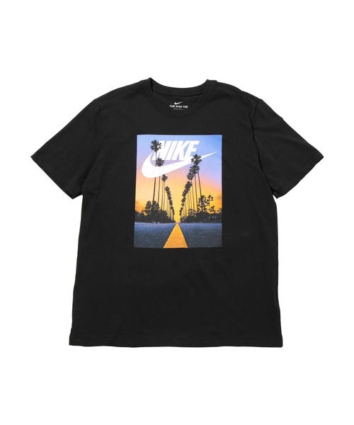<NIKE> SUNSET PALM TEE/Tシャツ