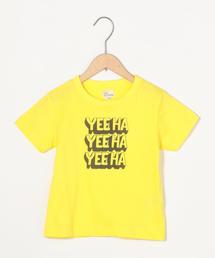 【ハッピープライス・coen キッズ/ジュニア】have a good day ロゴTシャツ