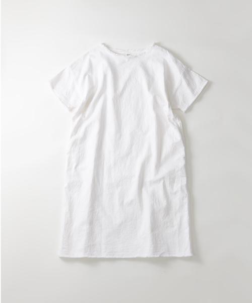 【気質アップ】 45Rコットンリネンデニムのドレス(ワンピース)|45R(フォーティファイブアール)のファッション通販, パインバリュー:5efe0161 --- fahrservice-fischer.de