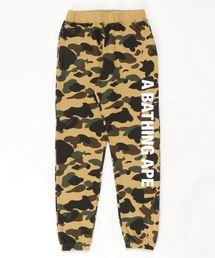 1ST CAMO SLIM SWEAT PANTS JR(パンツ)
