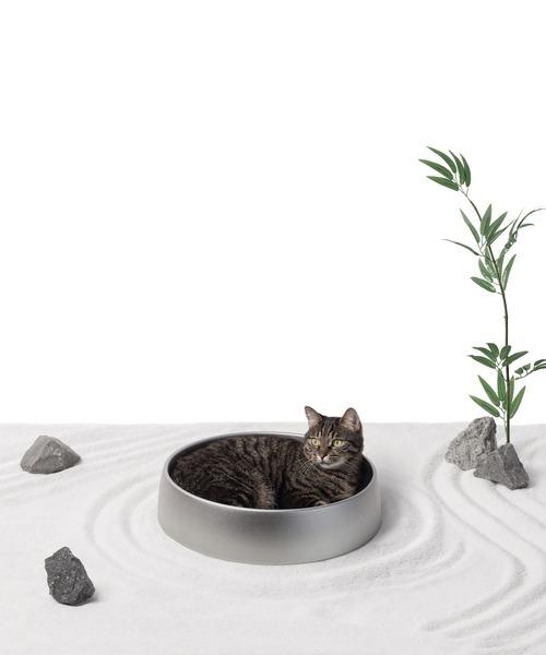 猫用ベッド ひんやり猫鍋 夏