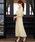 Fashion Letter(ファッションレター)の「レース袖ロング 結婚式ワンピース パーティードレス 成人式 同窓会 二次会 ドレス(ドレス)」|詳細画像