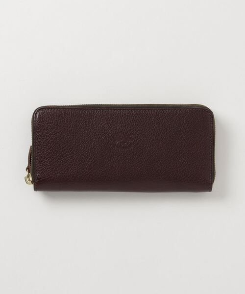 IL BISONTE(イルビゾンテ)の「IL BISONTE / ORIGINAL LEATHER / LONG WALLET(財布)」|ダークブラウン