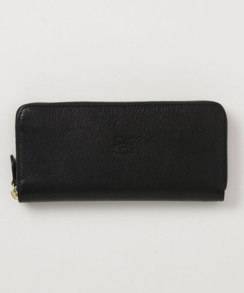 IL BISONTE(イルビゾンテ)の「IL BISONTE / ORIGINAL LEATHER / LONG WALLET(財布)」|ブラック