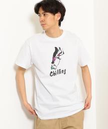 SC★ GM-T CHILLING Tシャツ ◆
