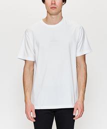<STONE ISLAND> REF LOGO TEE1/Tシャツ