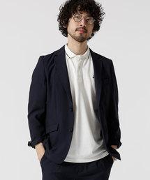 nano・universe(ナノユニバース)のダメリーノ シアサッカー2Bジャケット【セットアップ対応】(テーラードジャケット)