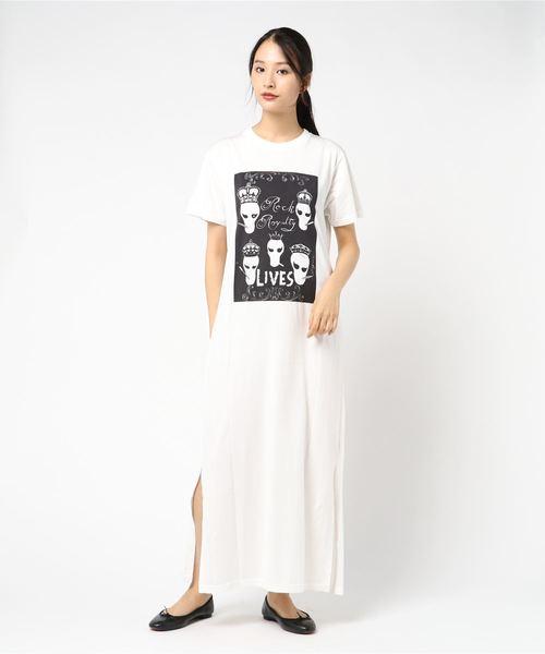 超美品の NIAGARA/ROCK ROYALTYロングワンピース(ワンピース)|HYSTERIC GLAMOUR(ヒステリックグラマー)のファッション通販, ハート Online Shop:65c1f882 --- blog.buypower.ng