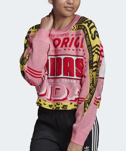 開店記念セール! スウェットシャツ [Sweatshirt] [Sweatshirt] アディダスオリジナルス(スウェット) adidas|adidas(アディダス)のファッション通販, WORKBEE:1c373351 --- lacreperiedeyouenn.fr