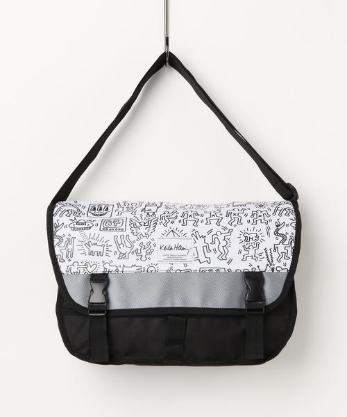 【Keith Haring】キースヘリングメッセンジャーバッグ