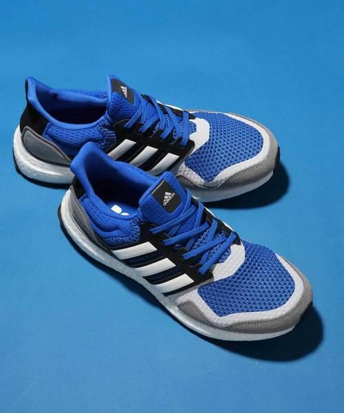 2019年激安 adidas atmos WHITE/GREY UltraBOOST S&L (BLUE/RUNNING ピンク,adidas WHITE/GREY THREE)(スニーカー) adidas(アディダス)のファッション通販, イソゴク:f54beb87 --- kralicetaki.com