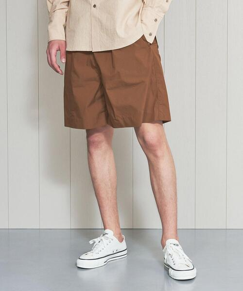 <H>TYPEWRITER VACANT SHORT PANTS/パンツ